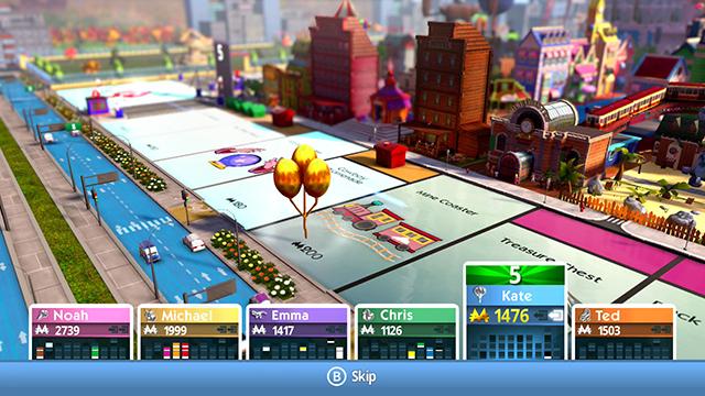 monopoly switch 中文 版