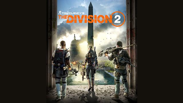 The Division 2, 全境封鎖2, Ubisoft, E3 2018,