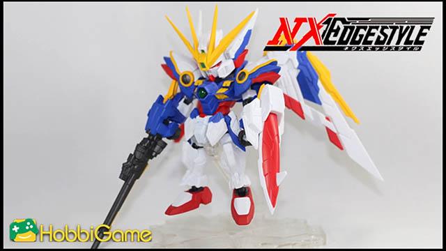 【玩具開箱】NXedge Style-WING GUNDAM EW