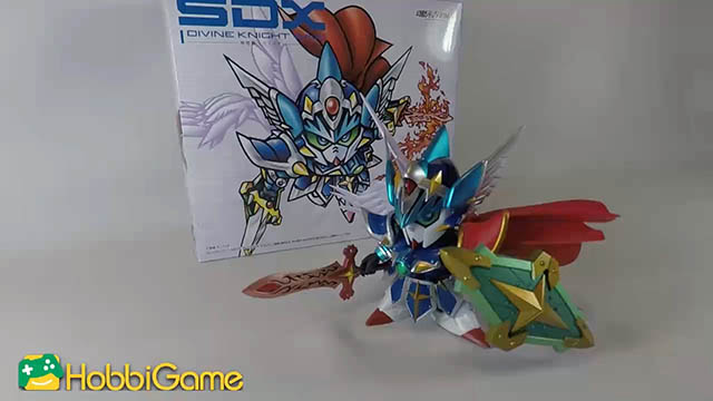 SDX神聖騎士Wing