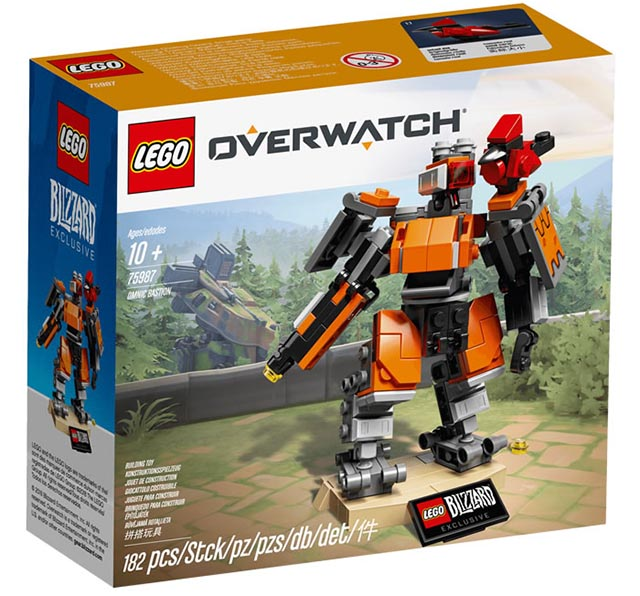LEGO x OVERWATCH