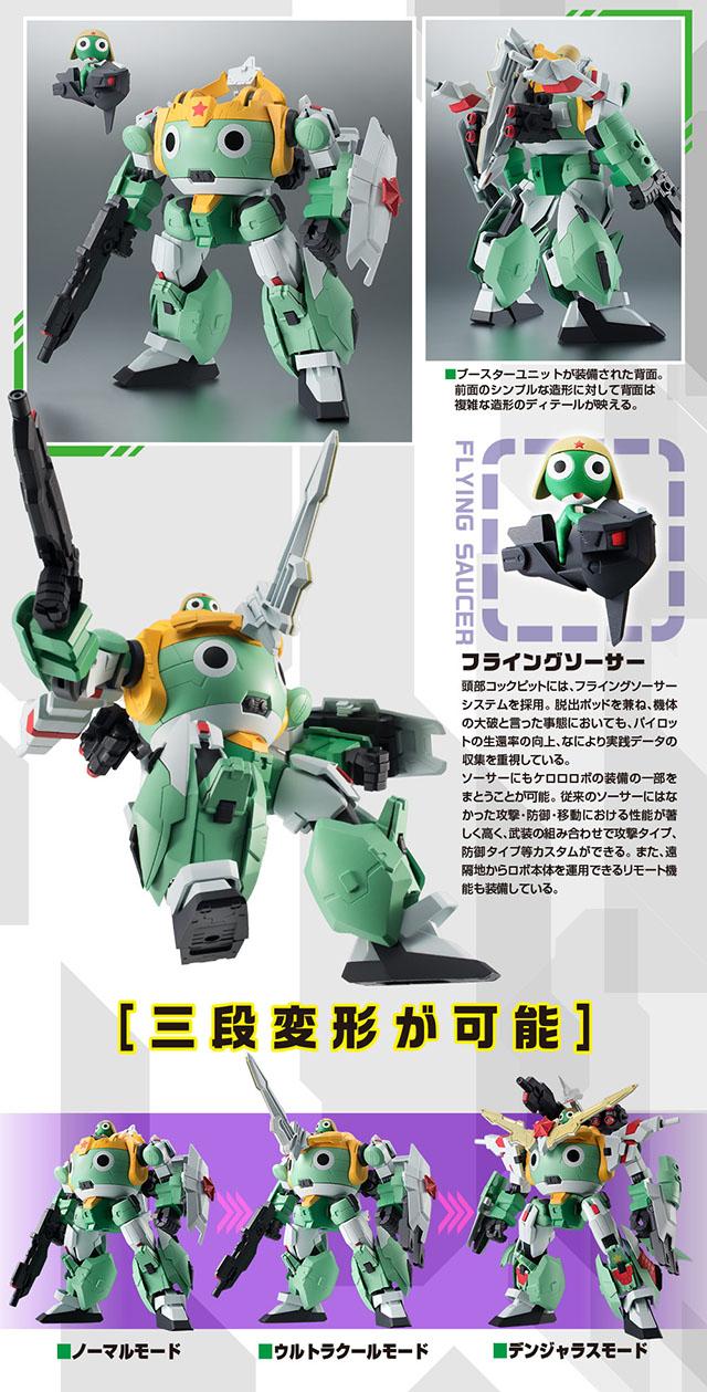 KERORO ROBOT