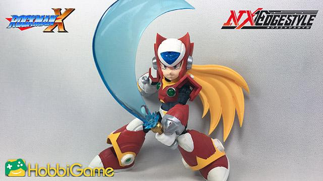 【玩具開箱】NXedge Style-ZERO
