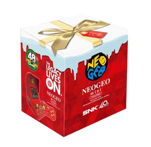 聖誕版NEOGEO Mini