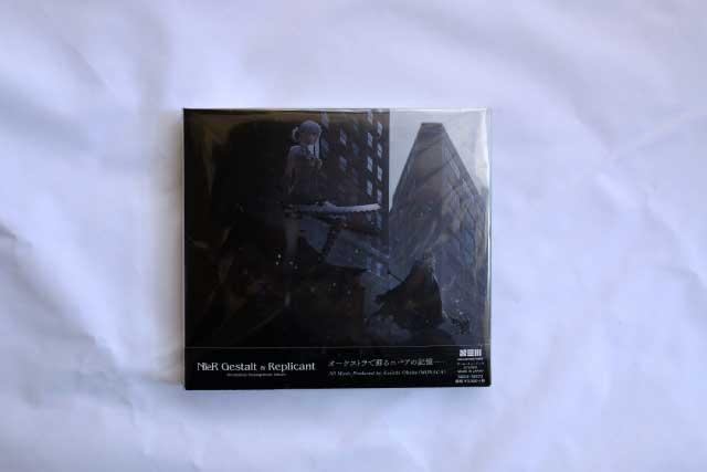 NieR Gestalt & Replicant、ニーア ゲシュタルト、ニーア レプリカント