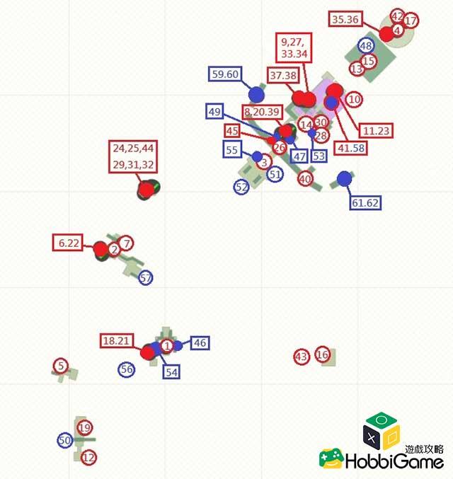SUPER MARIO ODYSSEY庫巴國 MAP
