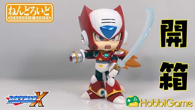 黏土人-ROCKMAN X-ZERO