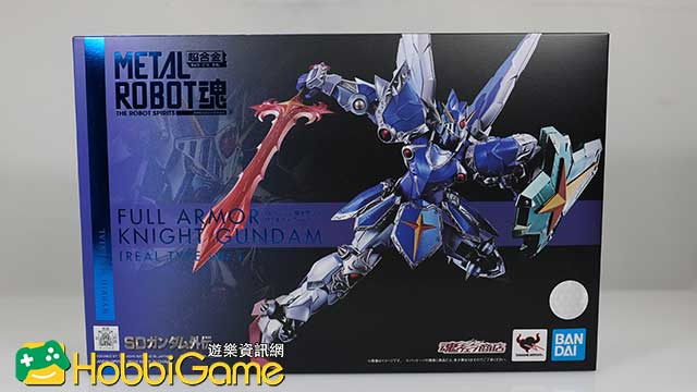 METAL ROBOT魂FULL ARMOR KNIGHT GUNDAM