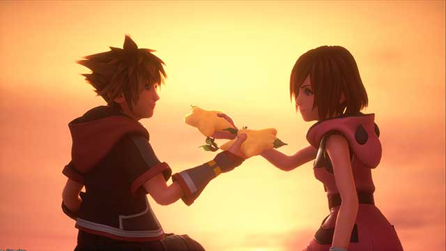 Kingdom Hearts3