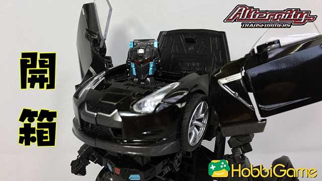 TAKARA TOMY Alternity Transformers GT-R Convoy
