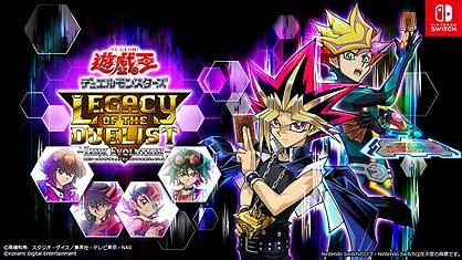 遊戲王Legacy of the Duelist Link Evolution