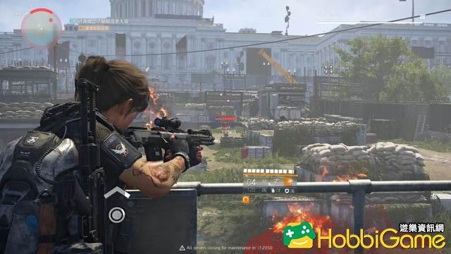 第12區(等級30)︰國會大廈
