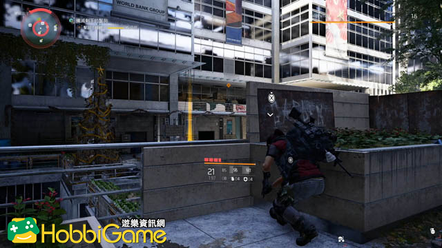 全境封鎖2, The Division 2, 主線故事, 銀行總部, Bank Headquarters,