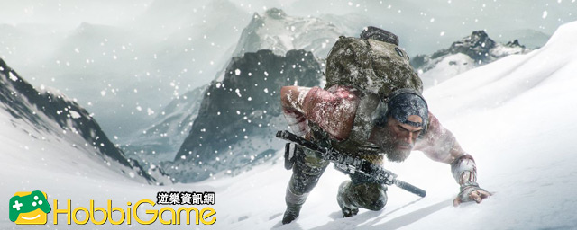 ubisoft, 火線獵殺.絕境, Tom Clancy's Ghost Recon Breakpoint,