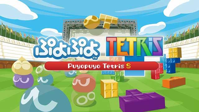Puyopuyo Tetris S