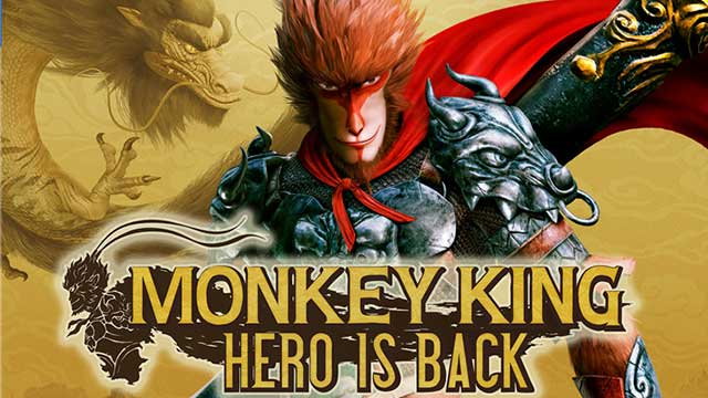 MONKEYKING: HERO IS BACK