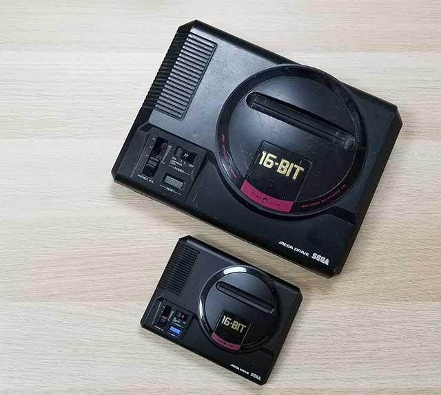 MEGA DRIVE Mini Asia Edition