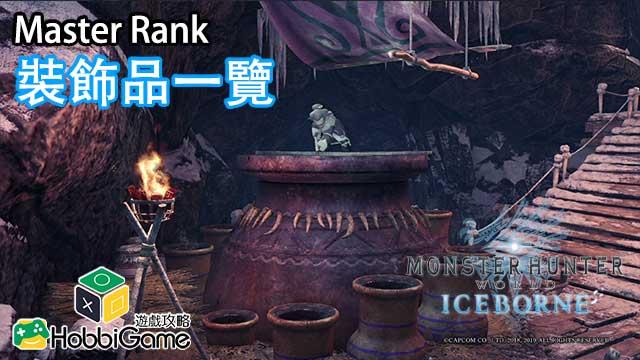 Monster Hunter World: Iceborne 新裝飾品