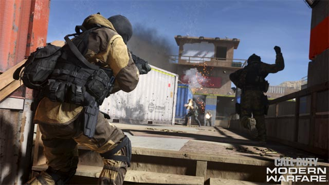 PS4, XB1, PC, Call of Duty Modern Warfare,