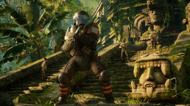 Predator Hunting Grounds, PS4, TGS 2019,