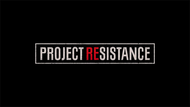 PS4, XB1, Steam, Project Resistance, TGS2019,