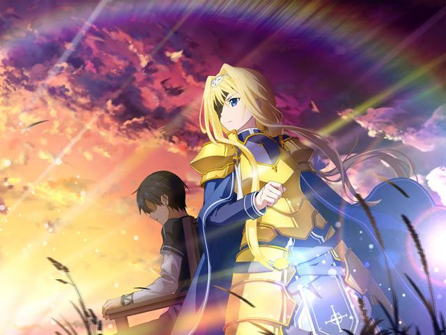 刀劍神域 Alicization Rising Steel, SAO Alicization Rising Steel, SAOアリシゼーション・ブレイディング, Android, iOS, 愛麗絲, アリス, 限界突破,