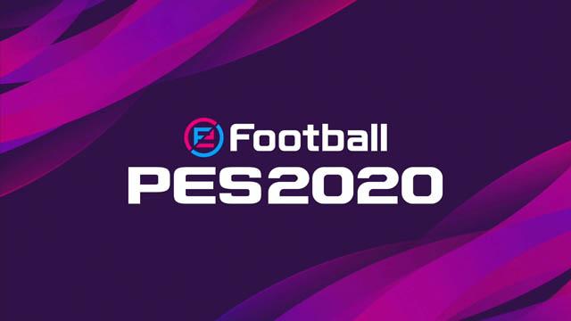 PES 2020, PS4, XB1, PC,