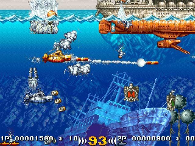 海底大戰爭