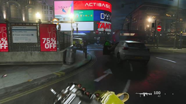 Call of Duty Modern Warfare, 決勝時刻︰現代戰爭, CoD MW, PS4, XB1, PC,