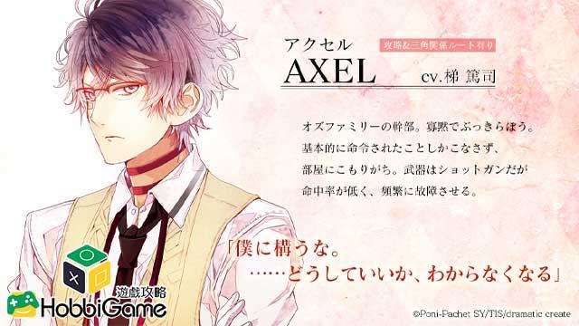 AXEL / アクセル