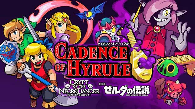 CADENCE PF HYRULE