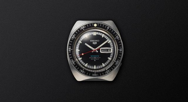 SEIKO 5 Sports, 精工表, 手錶,