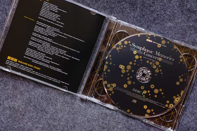 Symphonic Memories Concert - music from SQUARE ENIX