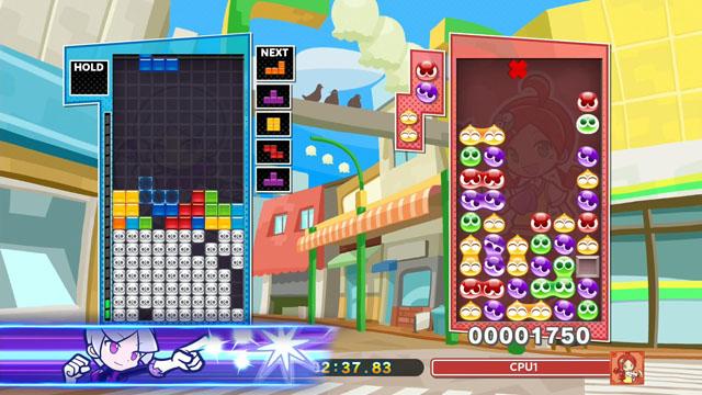 Puyo Puyo Tetris 2 線上對戰 今年聖誕最佳節目之一