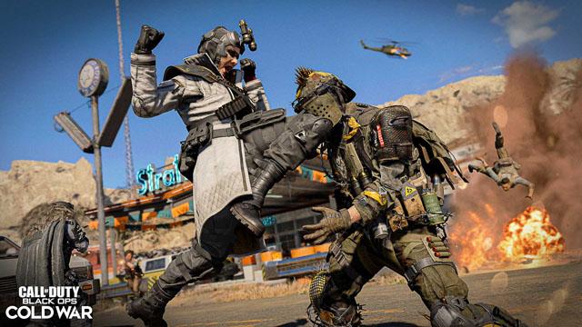《決勝時刻︰黑色行動冷戰》與《現代戰域》第3季開場! 新內容新挑戰